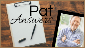 Pat Answers Fundraising FAQ