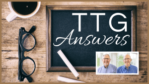 TTG Answers Fundraising FAQ