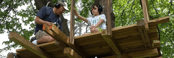 Building A Treehouse That Donors Will Treasure